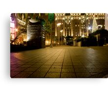 welcome to union square Canvas Print