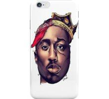Tupac vs Biggie iPhone Case/Skin