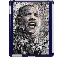 """I Am Not A Perfect Man"", Obama Civil Rights and Protest Collage iPad Case/Skin"
