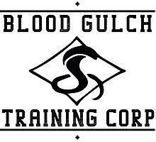 Blood Gulch Training Corp Photographic Print