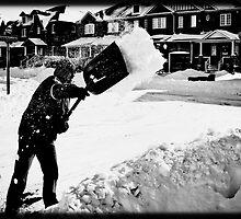 Winter Workout by andapanda