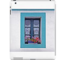 A Window in Brittany iPad Case/Skin