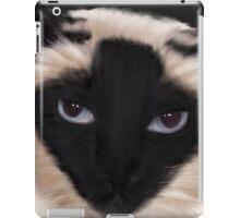 Ollie - Ricky Gervais's Gorgeous Cat iPad Case/Skin
