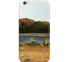 La Piedra Amarilla iPhone Case/Skin