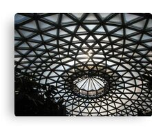 Dome ceiling Canvas Print