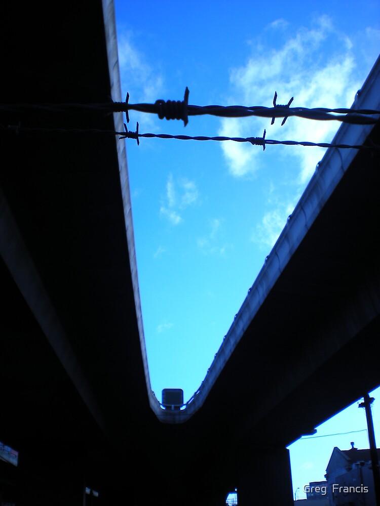 Citylink underbelly #2 by Greg  Francis