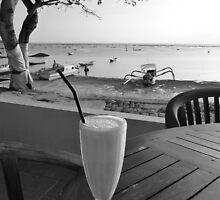 Banana Milkshake by benwaa