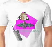 Hey Football Head Unisex T-Shirt