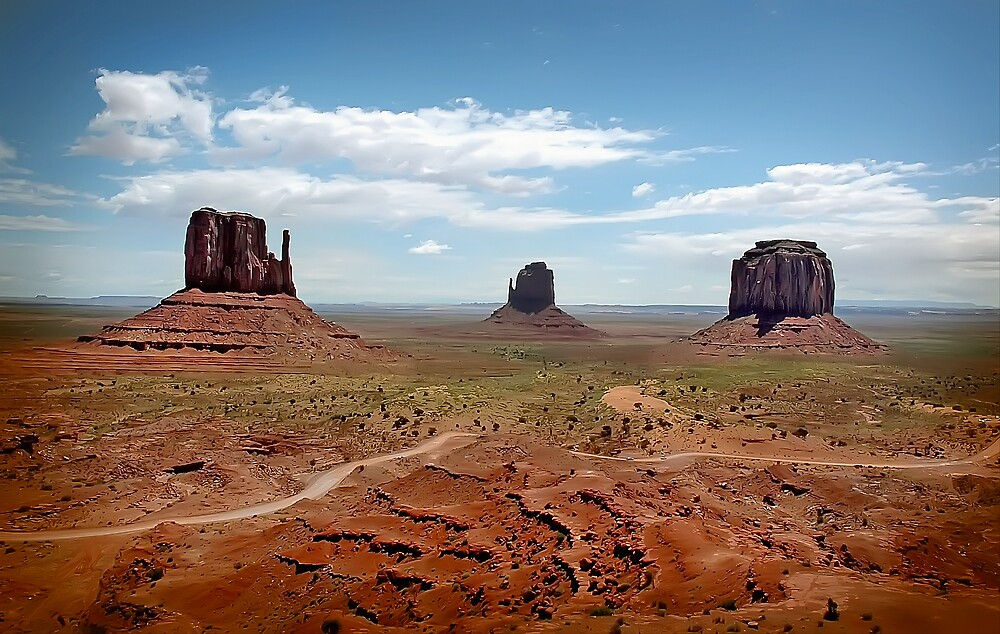 Monument Valley Utah by Melinda Kerr