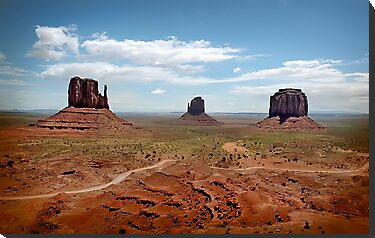 Monument Valley Utah by Melinda Kerr