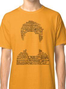Alex Turner Lyrics Classic T-Shirt