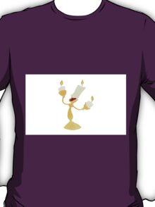 Disney Mug Collection: #2 Lumiere T-Shirt