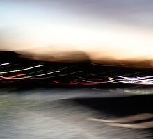 An Early Morning Blur by Cora Wandel