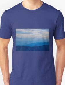 Soaring Over The Misty Andes Unisex T-Shirt