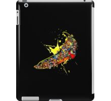 Donkey kong retro Banana ! iPad Case/Skin