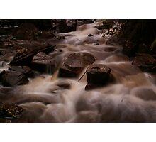 Stevenson Falls Photographic Print