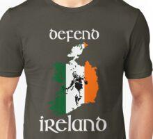 defend ireland - flag Unisex T-Shirt