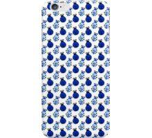 Dainty Little BlueLadybugs iPhone Case/Skin