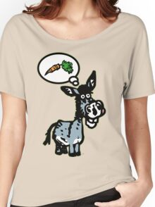The Carrot by Cheerful Madness!! Women's Relaxed Fit T-Shirt
