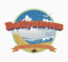 Bettystown - A Minefield of Dog Poo Kids Tee