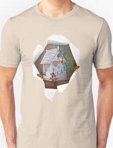 The Leprechaun Reader Unisex T-Shirt