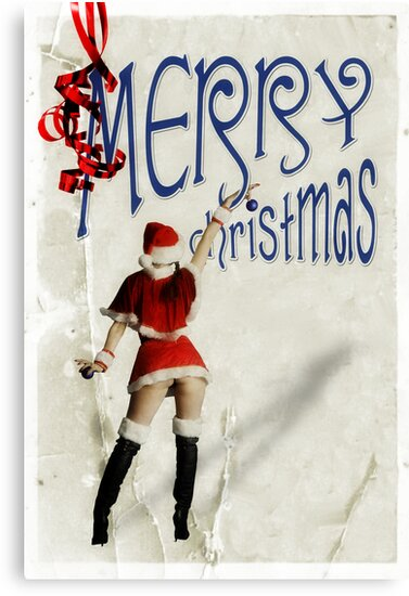 Merry Christmas by Sarah Moore