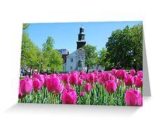 Halifax Spring fun Greeting Card