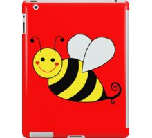 Bumble Bee Graphic iPad Case/Skin