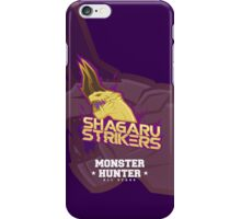 Monster Hunter All Stars - Shagaru Strikers iPhone Case/Skin