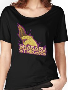 Monster Hunter All Stars - Shagaru Strikers Women's Relaxed Fit T-Shirt