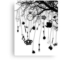 Tree of Wonders Canvas Print