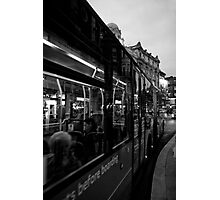 West End Commuter Photographic Print