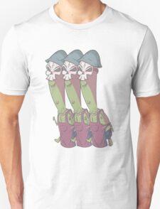 Dino Biker Chef T-Shirt