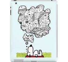Snoopy Dreams iPad Case/Skin