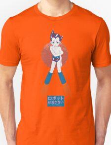 ROBOTS don't cryロボットは泣かない Unisex T-Shirt