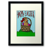 sweet Easter Framed Print