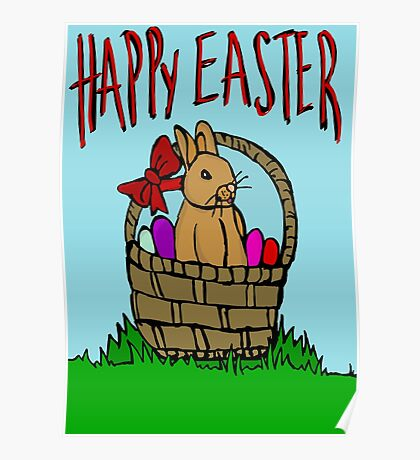 sweet Easter Poster
