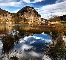 Quarry Pond #1 by RockArea