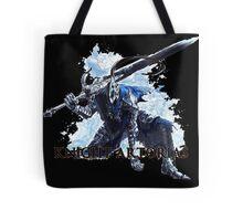 Artorias out of the abyss! - Knight Artorias Text Tote Bag