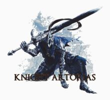 Artorias out of the abyss! - Knight Artorias Text by Unsigned