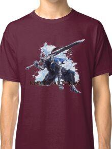 Artorias out of the abyss! - Knight Artorias Text Classic T-Shirt
