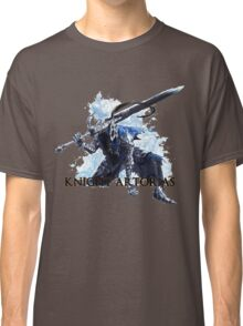 Artorias out of the abyss! - Knight Artorias Text Classic T-Shirt