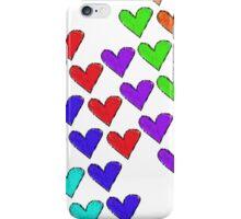 sd Hearts 51G iPhone Case/Skin