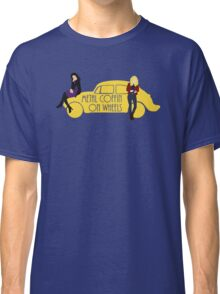 Metal Coffin On Wheels Classic T-Shirt