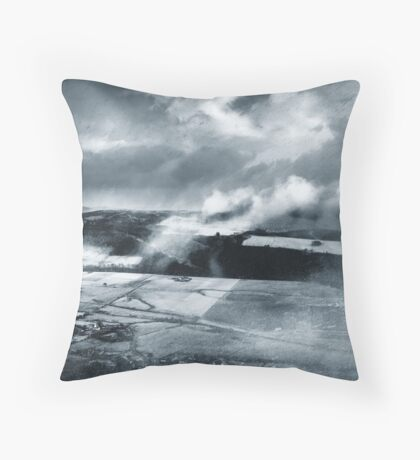 Appin of Dull Throw Pillow