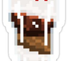 Pixel Food - Knickerbocker Glory Ice Cream Sundae Sticker