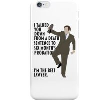 Jimmy: The Best Lawyer iPhone Case/Skin