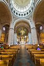 Sacre Coeur, Paris 4 by John Velocci