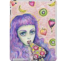 Bebe Food iPad Case/Skin