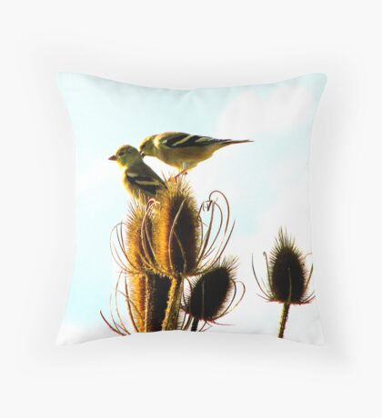 Next Time I Pick a Place For Lunch Dear  Throw Pillow